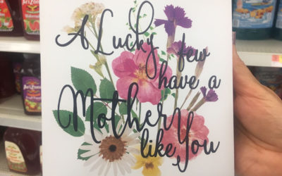 """""""A Lucky Few Have A Mother Like You"""" – Message from the Universe"""