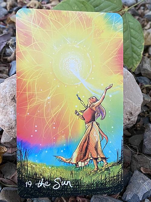 Wellbeing & Healing Tarot Reading